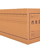 Недорогие -10 pcs M&G APYREB12 Держатель для карточки с данными A4 Custom Label