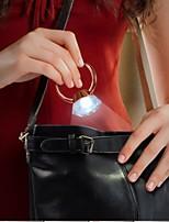 Недорогие -1шт LED Night Light Естественный белый Батарея с батарейкой Творчество <=36 V