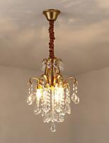 Недорогие -JLYLITE 3-Light Мини Люстры и лампы Рассеянное освещение Окрашенные отделки Металл Мини 110-120Вольт / 220-240Вольт