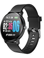 Недорогие -V11 Смарт Часы Android iOS Bluetooth Smart Спорт Водонепроницаемый Пульсомер Секундомер Педометр Напоминание о звонке Датчик для отслеживания активности Датчик для отслеживания сна