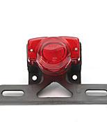 Недорогие -1 шт. Проводное подключение Мотоцикл Лампы Задний свет Назначение Honda Все года