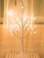 Недорогие -1шт LED Night Light Тёплый белый LCD питания Творчество <=36 V