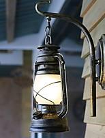 Недорогие -Cool Современный современный Настенные светильники На открытом воздухе Металл настенный светильник 220-240Вольт