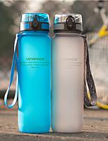 Недорогие -UZSPACE® 1 L PP / ПК / Пищевые материалы чайник / Бутылки для воды Портативные, Cool для Путешествия / Катание вне трассы / На открытом воздухе