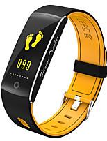 Недорогие -F10 Умный браслет Android iOS Bluetooth Smart Спорт Водонепроницаемый Пульсомер Секундомер Педометр Напоминание о звонке Датчик для отслеживания активности Датчик для отслеживания сна
