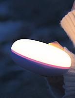 Недорогие -1шт LED Night Light Тёплый белый USB Творчество <5 V