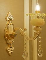 Недорогие -Творчество Современный современный Настенные светильники Спальня / В помещении настенный светильник 220-240Вольт 40 W