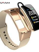 Недорогие -B31 Умный браслет Android iOS Bluetooth Smart Спорт Водонепроницаемый Пульсомер Секундомер Педометр Напоминание о звонке Датчик для отслеживания активности Датчик для отслеживания сна