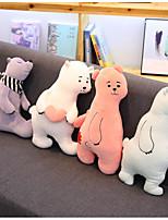 Недорогие -Полярный медведь Плюшевый медведь Мягкие и плюшевые игрушки Животные Очаровательный Хлопок / полиэфир Все Игрушки Подарок 1 pcs