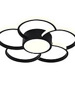 Недорогие -Оригинальные Потолочные светильники Рассеянное освещение Окрашенные отделки Металл Несколько цветов, Защите для глаз, Диммируемая 110-120Вольт / 220-240Вольт