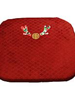 Недорогие -Подушечки на автокресло Подушки для сидений Красный Полиэстер Мультяшная тематика Назначение Универсальный Все года Все модели