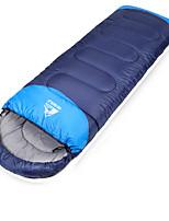 Недорогие -Hewolf Спальный мешок на открытом воздухе Прямоугольный 10 °C Пористый хлопок Легкость С защитой от ветра Дожденепроницаемый Теплый Воздухопроницаемость для Походы / туризм / спелеология Путешествия