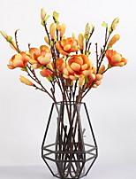 Недорогие -Искусственные Цветы 1 Филиал Классический Современный современный Pастений Букеты на стол