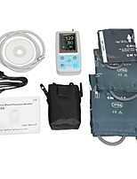 Недорогие -CONTEC Монитор кровяного давления ABPM50 with 3 cuffs для Повседневные Низкий шум / Карманный дизайн