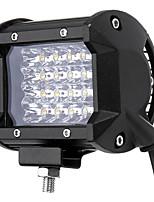 Недорогие -1 шт. Проводное подключение Мотоцикл / Автомобиль Лампы 96 W 7600 lm 24 Светодиодная лампа Противотуманные фары / Налобный фонарь Назначение Jeep Все года