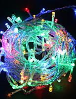 Недорогие -3.5м Гирлянды 20 светодиоды Разные цвета Декоративная 220-240 V 1 комплект