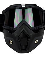 Недорогие -Модуляр Взрослые Универсальные Мотоциклистам Защита от ветра / Легко туалетный