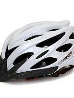 Недорогие -Kingbike Взрослые Мотоциклетный шлем BMX Шлем 22 Вентиляционные клапаны Легкий вес Сетка от насекомых Формованный с цельной оболочкой ESP+PC Виды спорта