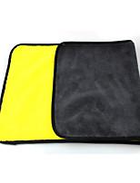 Недорогие -1 шт. Микроволокно Полотенце из микрофибры Царапин бесплатно Массаж 30*60 cm
