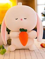 Недорогие -Rabbit Мягкие и плюшевые игрушки Животные Очаровательный Хлопок / полиэфир Все Игрушки Подарок 1 pcs
