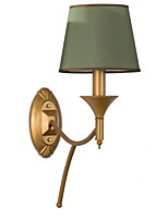 Недорогие -Cool Современный современный Настенные светильники кафе Металл настенный светильник 220-240Вольт