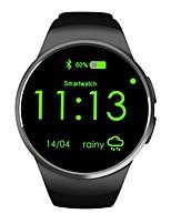 Недорогие -KW18 Смарт Часы Android iOS Bluetooth Smart Спорт Водонепроницаемый Пульсомер Секундомер Педометр Напоминание о звонке Датчик для отслеживания активности Датчик для отслеживания сна