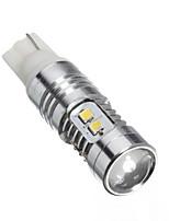 Недорогие -1 шт. T10 10 Вт 360lm 2323 smd 10led свет авто лампа лампа белый