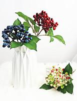 Недорогие -Искусственные Цветы 3 Филиал Классический Стиль европейский Pастений Букеты на стол