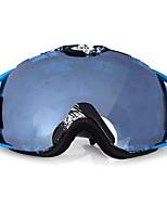 Недорогие -Универсальные Очки для мотоциклов Спорт С защитой от ветра / Противо-туманное покрытие / Защита от солнца ABS + PC
