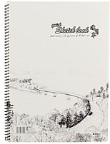 Недорогие -1 пак M&G APYMO135 Sketchbook 50 простыни 16K