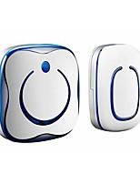 Недорогие -Беспроводное Один к одному дверной звонок Музыка / Дзынь-дзынь Невизуальные дверной звонок Крепеж на поверхности