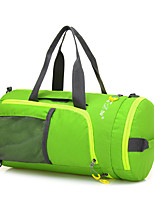 Недорогие -35 L Легкий упаковываемый рюкзак Рюкзаки - Легкость Быстровысыхающий Пригодно для носки На открытом воздухе Пешеходный туризм Походы Командные виды спорта Нейлон Зеленый Синий Фиолетовый