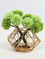 Недорогие -Искусственные Цветы 6 Филиал Классический Стиль Свадебные цветы Сирень Букеты на стол