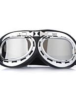 Недорогие -Универсальные Очки для мотоциклов Спорт С защитой от ветра / Регулируемый размер / Фиксирующий шнурок PC (поликарбонат)
