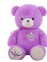 Недорогие -Медведи Плюшевый медведь Мягкие и плюшевые игрушки Очаровательный пение говорящий Хлопок / полиэфир Все Игрушки Подарок 1 pcs