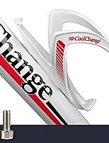 Недорогие -CoolChange Бутылку воды клеткой Велоспорт Устойчивый к деформации Anti-Shake Пригодно для носки Устойчивость Назначение Велоспорт Шоссейный велосипед Горный велосипед Другие материалы ПВХ