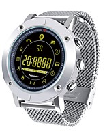 Недорогие -KUPENG EX19 Смарт Часы Android iOS Bluetooth Smart Спорт Водонепроницаемый Израсходовано калорий Таймер Педометр Напоминание о звонке Датчик для отслеживания активности Датчик для отслеживания сна