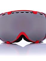 Недорогие -Универсальные Очки для мотоциклов Спорт С защитой от ветра / Защита от пыли / Ударопрочность Tactel / ABS + PC