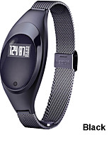 Недорогие -z18 Умный браслет Android iOS Bluetooth Smart Спорт Водонепроницаемый Пульсомер Секундомер Педометр Напоминание о звонке Датчик для отслеживания активности Датчик для отслеживания сна