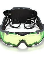 Недорогие -Универсальные Очки для мотоциклов Спорт С защитой от ветра / Защита от пыли / Очки ночного видения ABS + PC