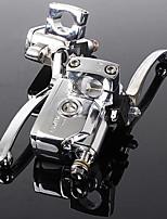 Недорогие -Мотоцикл Рычаг выключения сцепления Регулируется Alumnium сплава 1 шт. (Справа) Назначение Все модели Все года