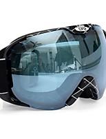 Недорогие -Универсальные Очки для мотоциклов Спорт С защитой от ветра / Противо-туманное покрытие / Стойкий к царапинам Нейлоновое волокно / ABS + PC