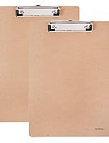 Недорогие -2 pcs M&G ADM95213 Папки файлов A4 Волокно Custom Label