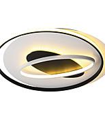 Недорогие -геометрический / Оригинальные Потолочные светильники Рассеянное освещение Окрашенные отделки Металл Несколько цветов, Защите для глаз, Диммируемая 110-120Вольт / 220-240Вольт