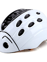 Недорогие -Kingbike Для подростков Мотоциклетный шлем BMX Шлем 21 Вентиляционные клапаны Формованный с цельной оболочкой ESP+PC Виды спорта На открытом воздухе Велосипедный спорт / Велоспорт Мотоцикл -
