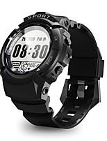 Недорогие -BoZhuo S816 Смарт Часы Android iOS Bluetooth Спорт Водонепроницаемый Пульсомер Израсходовано калорий Секундомер Педометр Напоминание о звонке будильник