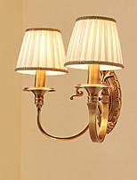 Недорогие -Cool Современный современный Настенные светильники Сад Металл настенный светильник 220-240Вольт 40 W