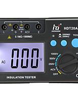 Недорогие -HD HDT20A Тестер емкости сопротивления 1000V Удобный / Измерительный прибор / Pro