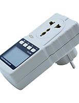 Недорогие -OEM GM86 Кабельный тестер / Измеритель сопротивления 6400imp/kWh(V) Удобный / Обнаружение сети / Беспроводной
