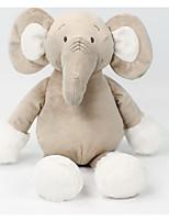 Недорогие -Слон Мягкие и плюшевые игрушки Животные Очаровательный Хлопок / полиэфир Все Игрушки Подарок 1 pcs